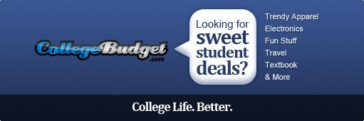 College Budget - Student Deals
