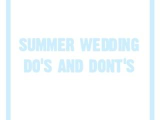 summerwedding