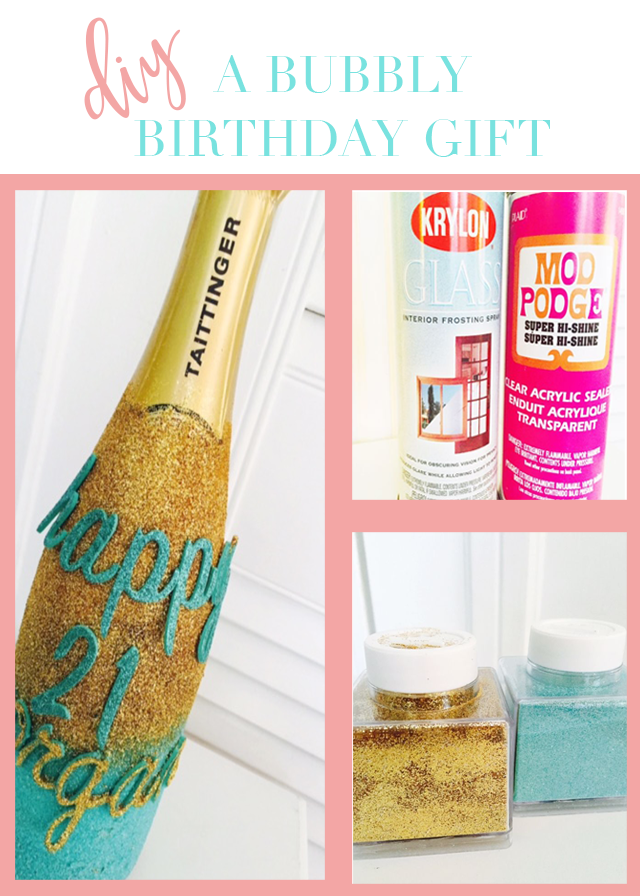 DIY BIRTHDAY GIFT
