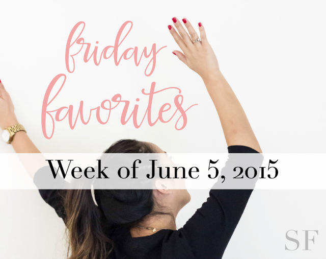 Friday Favorites - The Best Summer Fashion