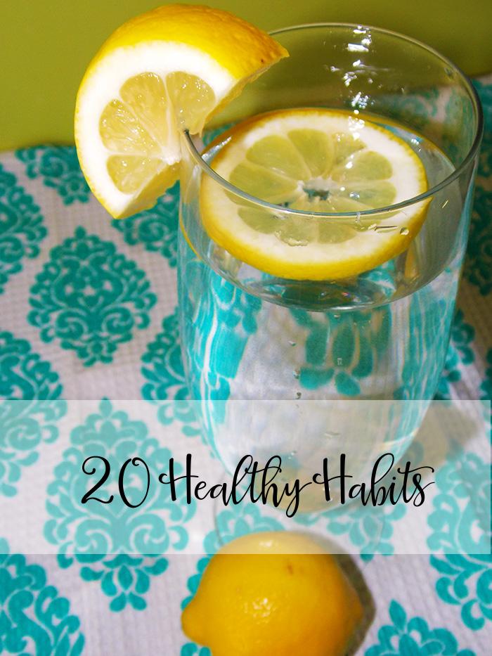 Healthy Habits main