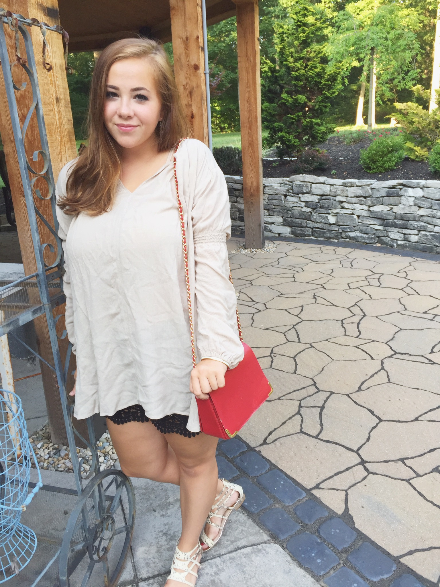 a38318e2f182 What to Wear  End-of-Summer BBQ Party - Sorority Fashion